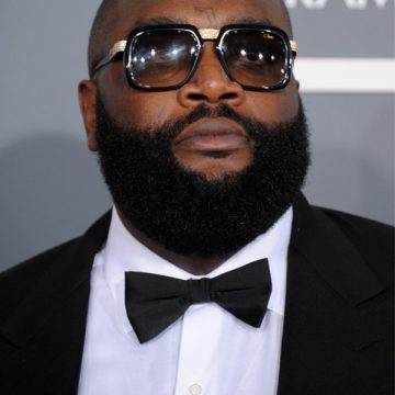 Rick Ross' Baby Mama Wants to Fight to Prove She's Stupid