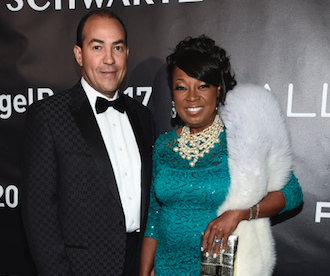 Star Jones Married Richard Lugo Aboard a Luxury Boat