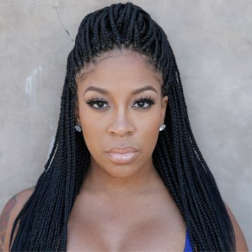K Michelle had a second surgery because of bootleg booty implants