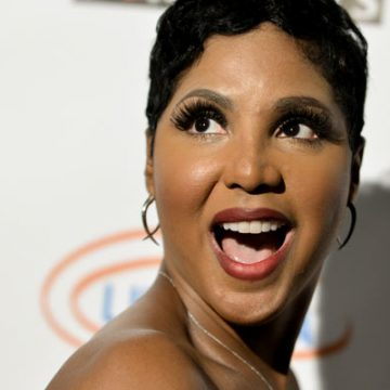 Toni Braxton wants her wedding to Birdman to have a Great Gatsby theme