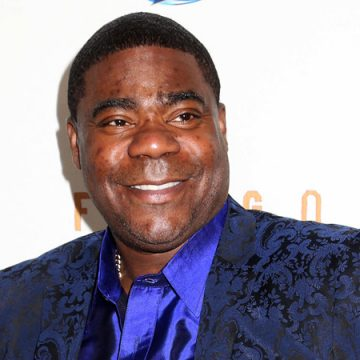 Tracy Morgan got his star on the Hollywood Walk of Fame