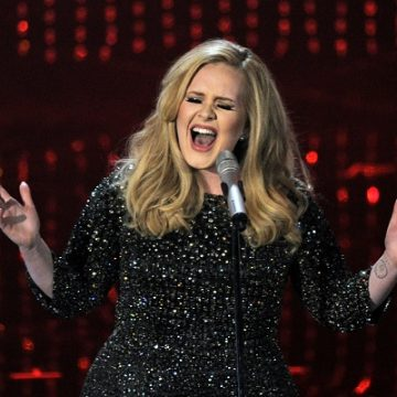 Adele Danced to Beyoncé's Coachella Set and Posted an Instagram Video