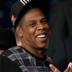 Jay-Z will be on David Letterman's Netflix show this Friday