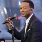 John Legend is coming all the way for the NRA