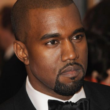 Kanye West absolutely does not trust his laptop camera