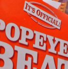 A woman smashed a window at Popeye's because the $4 wicked good deal didn't come with soda