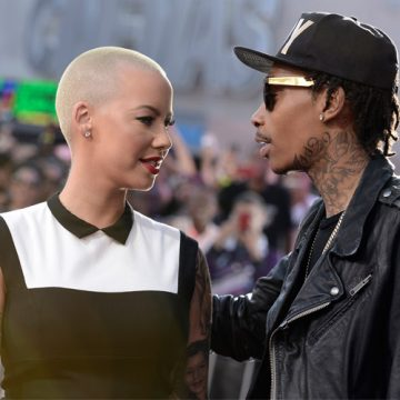 Wiz Khalifa Clowned Amber Rose In Instagram Comments and Amber Responded
