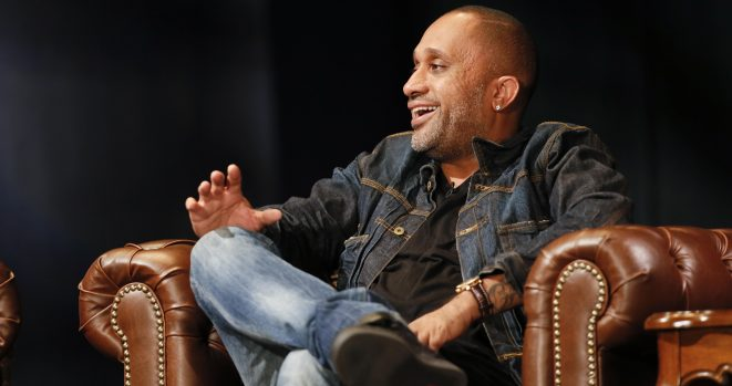 Kenya Barris business is booming with a TV series and a movie