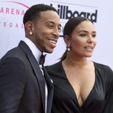 Ludacris' wife Eudoxie Mbouguiengue had a miscarriage