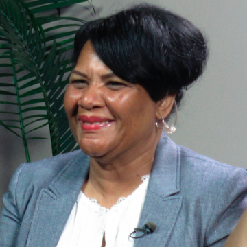 Alice Marie Johnson Has a Message for President Trump