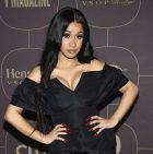Cardi B donated $8000 to the family of Junior Guzman-Feliz