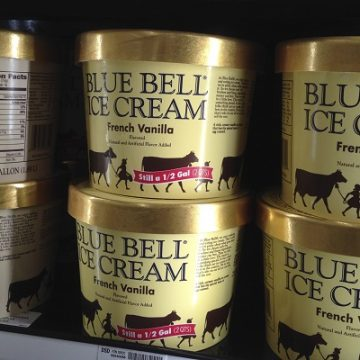 """A mother asked Blue Bell to change """"The Great Divide"""" flavor name"""