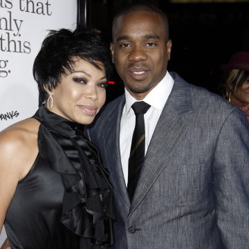 Tisha Campbell-Martin throws Duane Martin under the bus