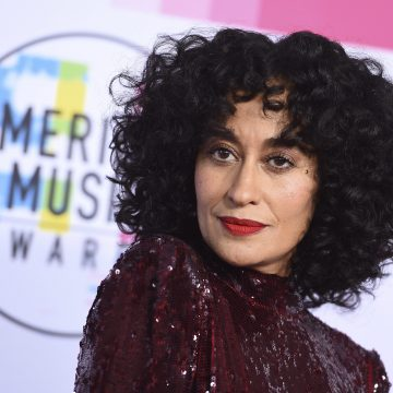Tracee Ellis Ross says ABC not showing the NFL protest episode of Black-ish was frightening