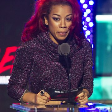Keyshia Cole has been hit with two tax liens in Georgia