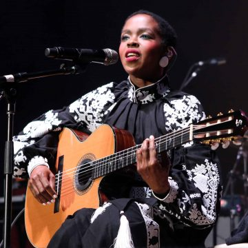 Lauryn Hill has announced some special guests on her upcoming tour