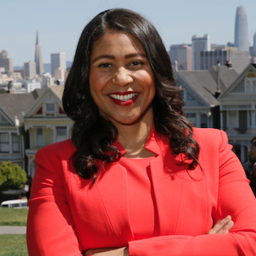 London Breed will be the first Black woman mayor of San Francisco