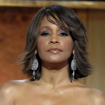 Whitney Houston's bible is for sale for $95,000