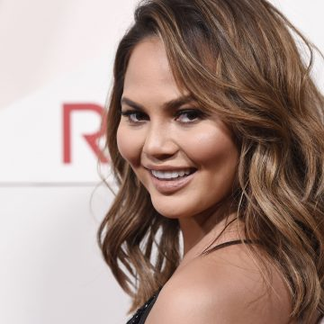 Chrissy Teigen Shared a Super-Revealing Breastfeeding Pic and Got Criticized For It