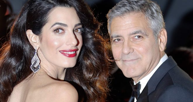 George Clooney was injured in a serious scooter accident in Italy
