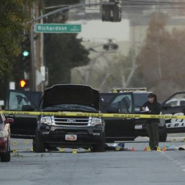 A Mother Shot a Man After He Tried to Steal Her SUV with Toddlers Inside