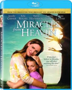 MIRACLES BLU RAY COMBO