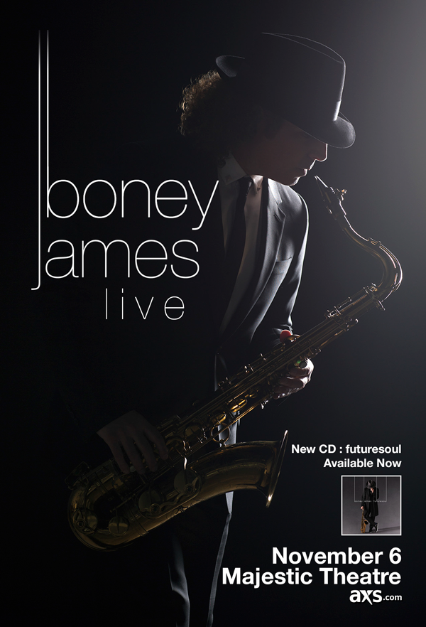 BoneyJames_Dallas
