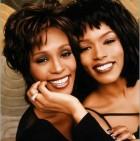Whitney Houston and Angela Bassett
