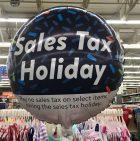 Texas Sales Holiday